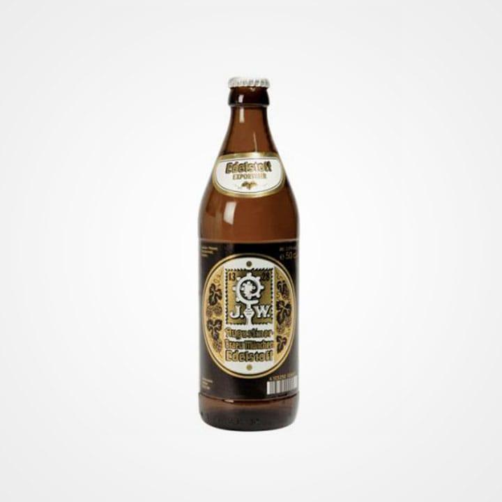 Bottiglia di Birra Augustiner Edelstoff da 50cl