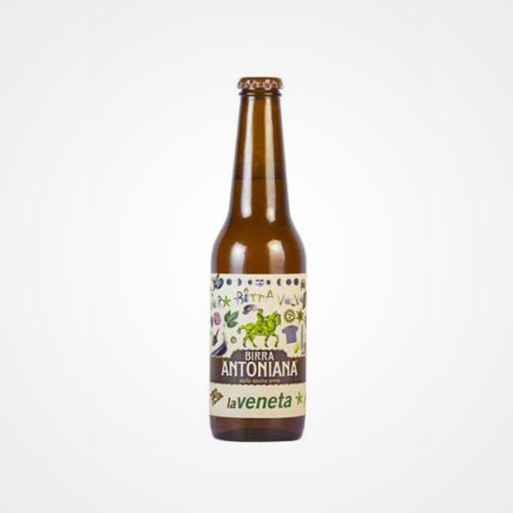Bottiglia di Birra Antoniana La Veneta da 33cl