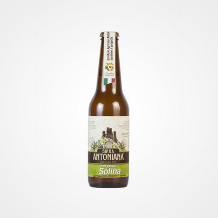 Bottiglia di Birra Antoniana con Grano Solina da 33cl