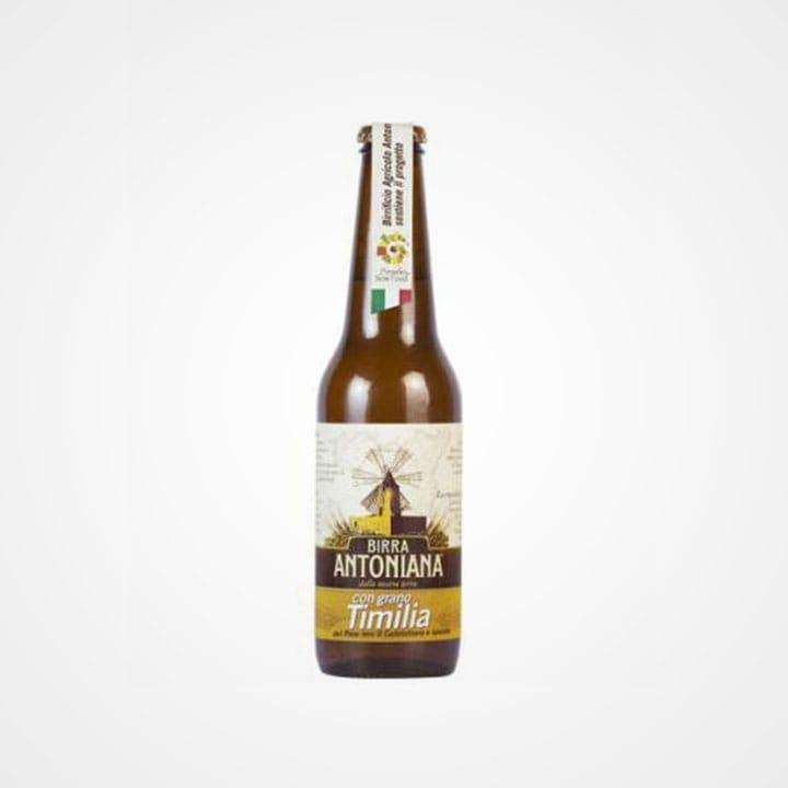 Bottiglia di Birra Antoniana con Grano Timilia da 33cl