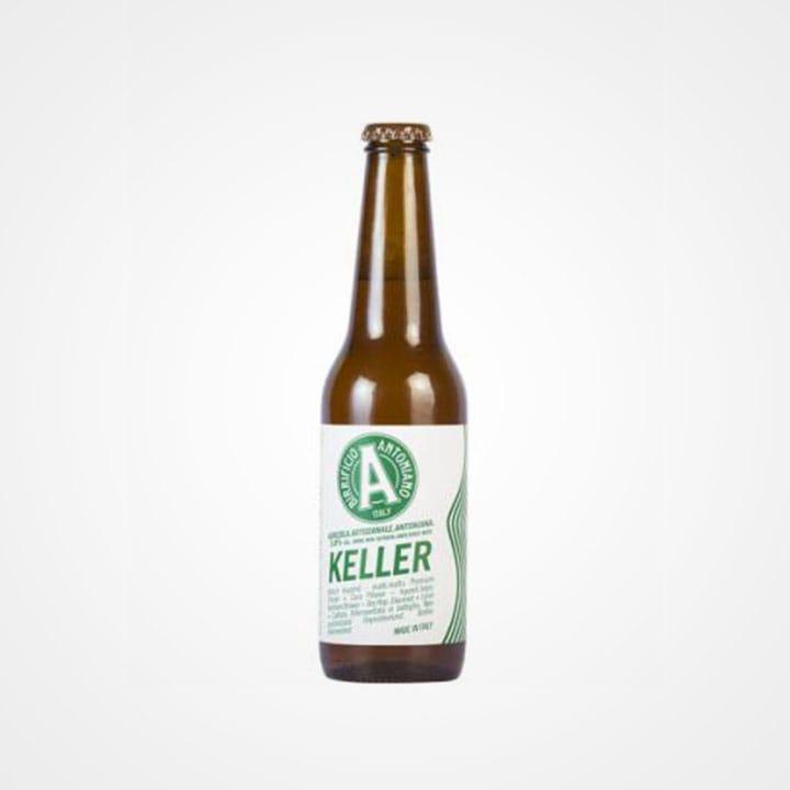 Bottiglia di Birra Antoniana Keller da 33cl