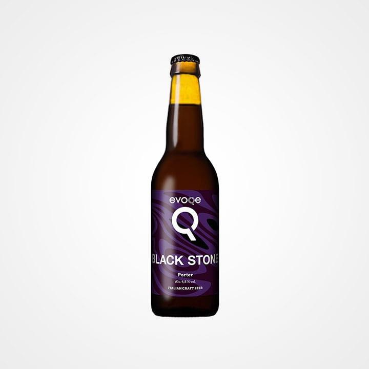 Bottiglia di Birra Black Stone da 33cl