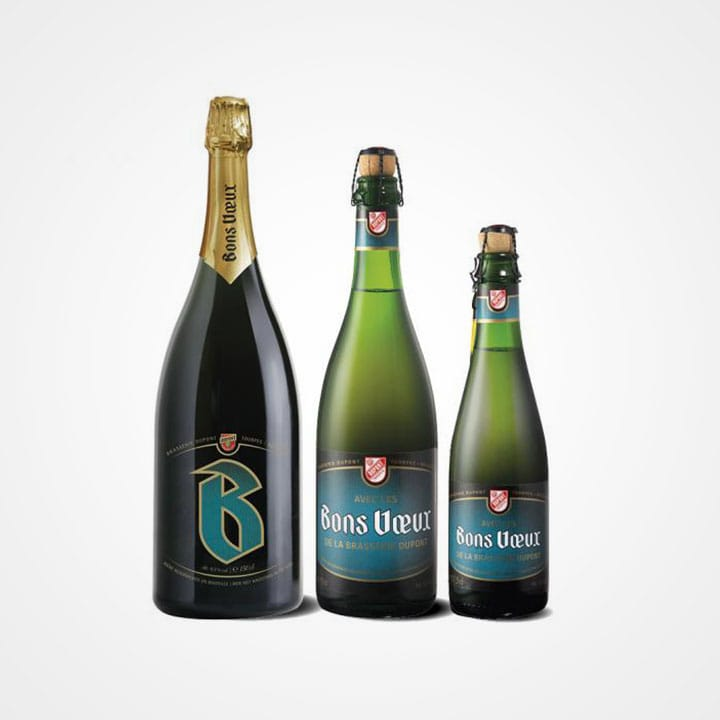 Bottiglia di Birra Bons Voeux da 75cl