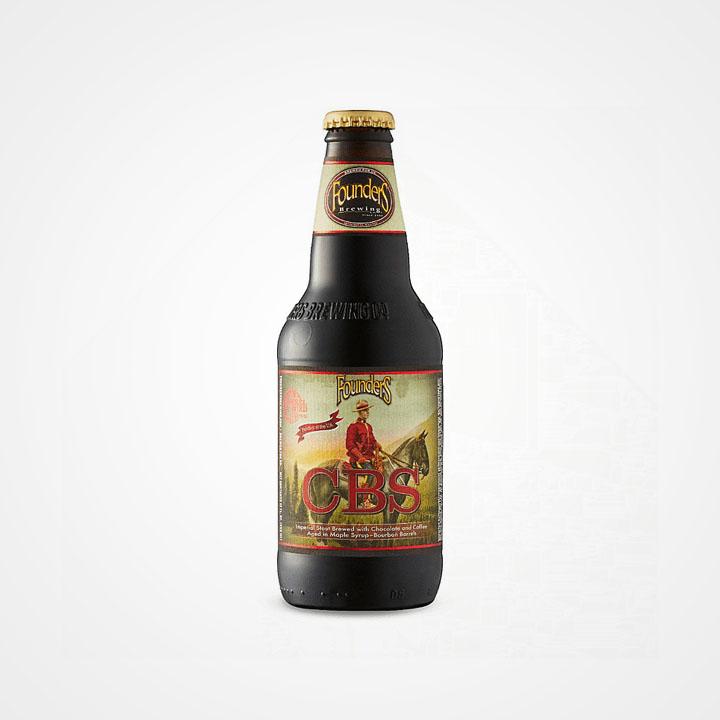 Birra CBS in bottiglia da 35.5cl