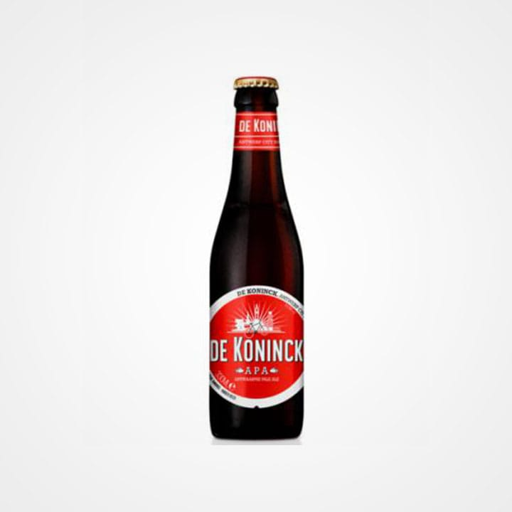 Bottiglia di Birra De Koninck da 33cl