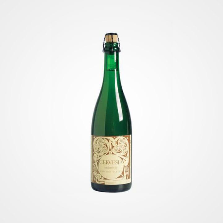 Bottiglia di Birra Cervesia da 75cl