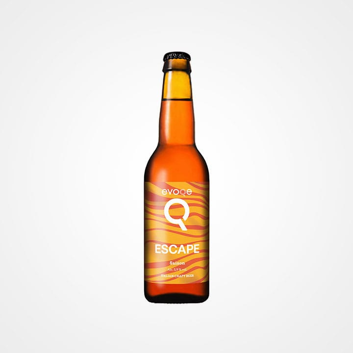Bottiglia di Birra Escape da 33cl