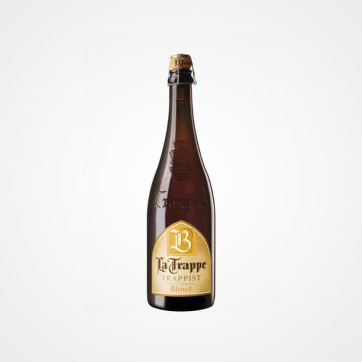 Bottiglia di Birra La Trappe Blonde da 33cl