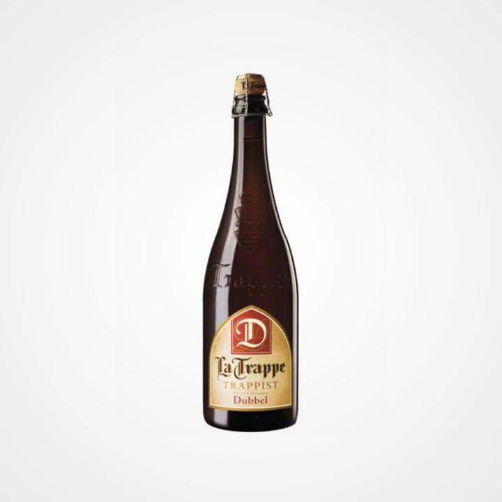 Bottiglia di Birra La Trappe Dubbel da 33cl