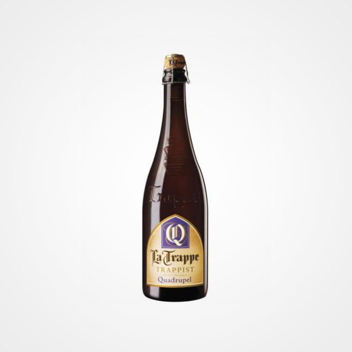 Bottiglia di Birra La Trappe Quadrupel da 33cl