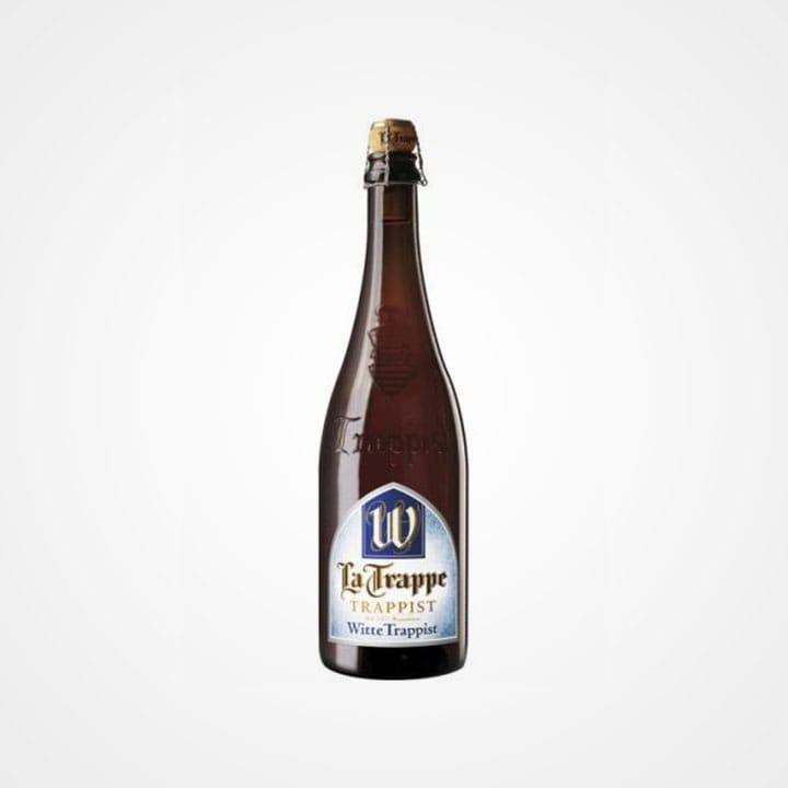 Bottiglia di Birra La Trappe Witte da 33cl