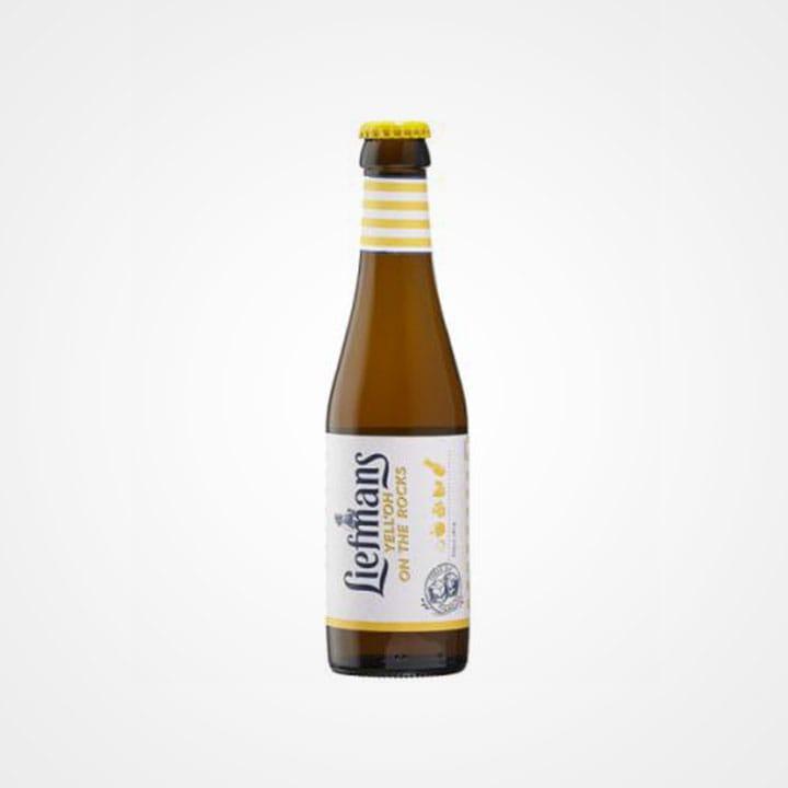 Bottiglia di Birra Liefmans Yell'oh da 25cl