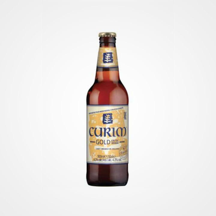 Bottiglia di Birra Oharas Curim Gold da 50cl