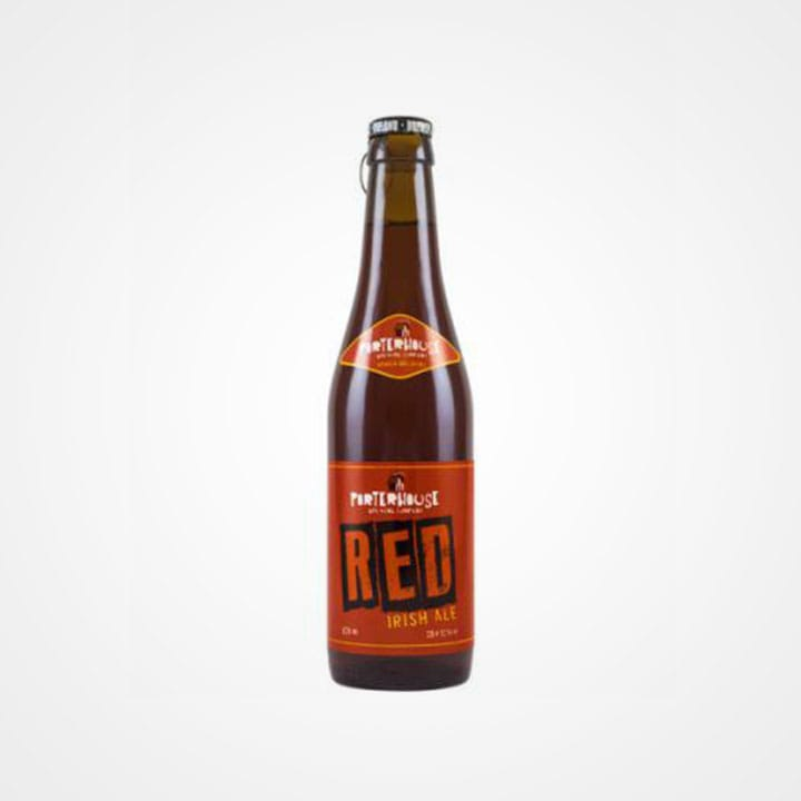 Bottiglia di Birra Porterhouse Irish Red Ale da 33cl