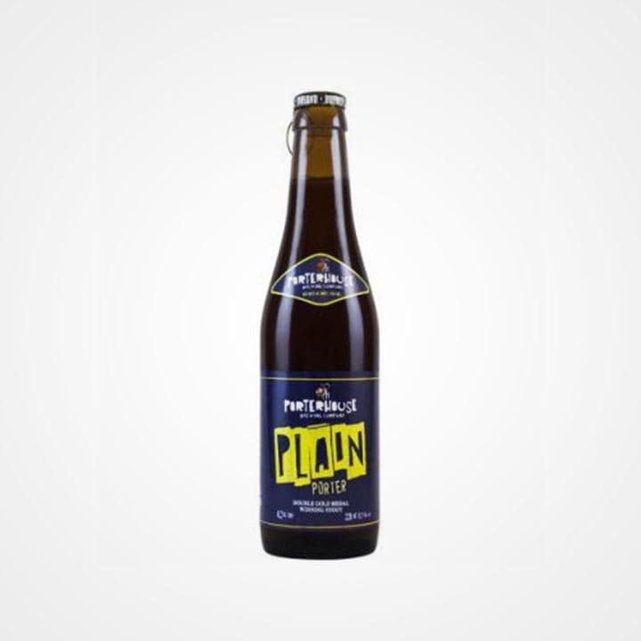 Bottiglia di Birra Porterhouse Plain Porter da 33cl