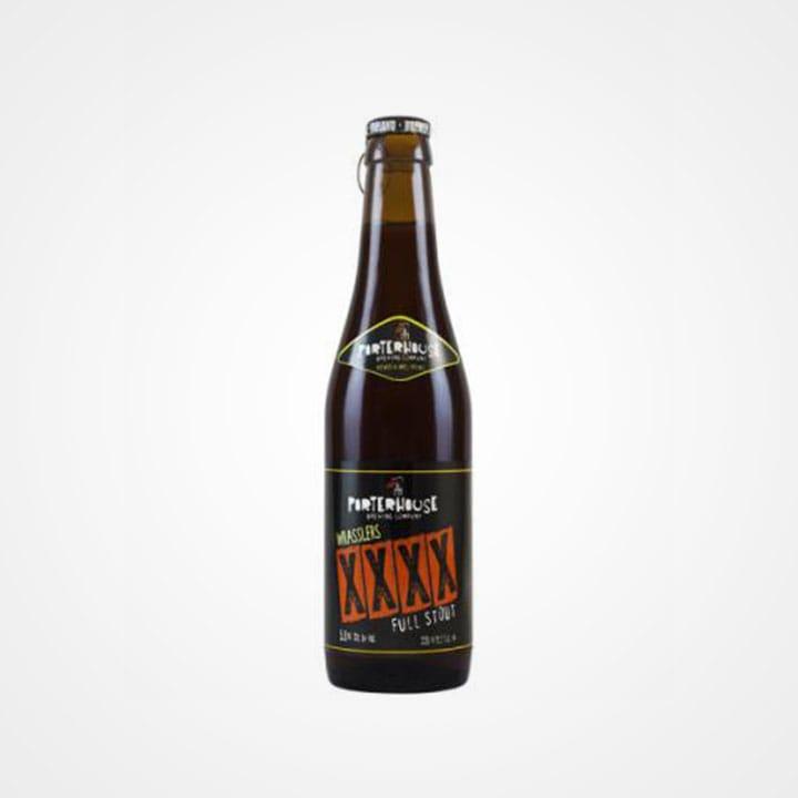 Bottiglia di Birra Porterhouse Wrasslers XXXX da 33cl