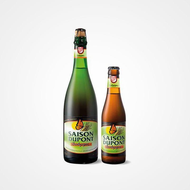 Bottiglia di Birra Saison Dupont Bio da 75cl