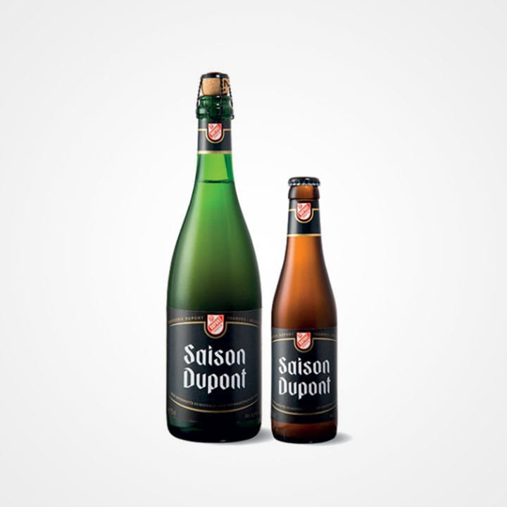 Bottiglia di Birra Saison Dupont da 33cl
