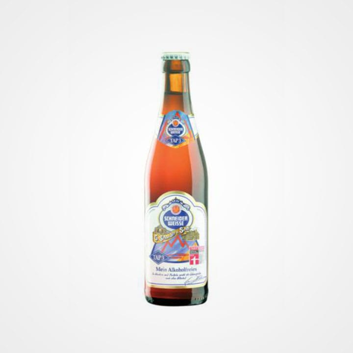 Bottiglia di Birra Schneider Weisse Mein Alkoholfreie da 50cl