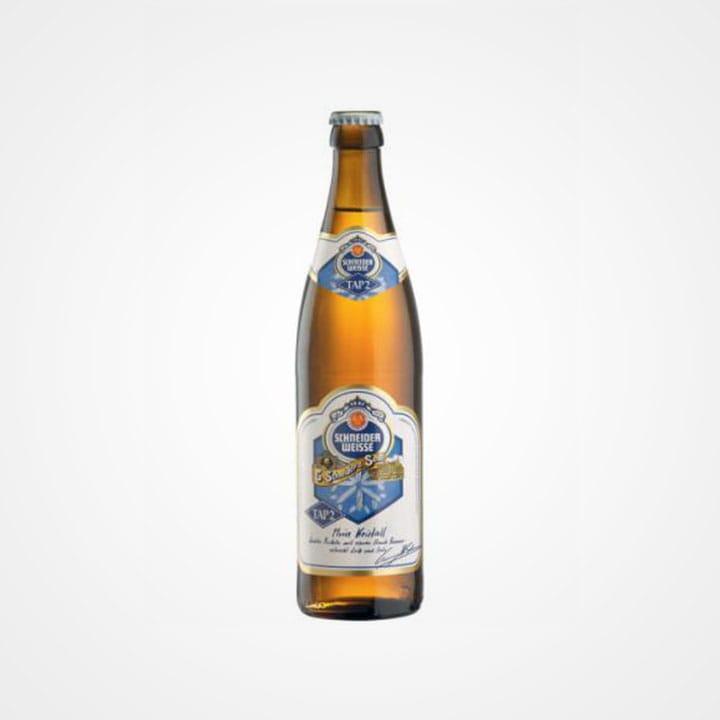 Bottiglia di Birra Schneider Weisse Mein Kristall Tap 2 da 50cl