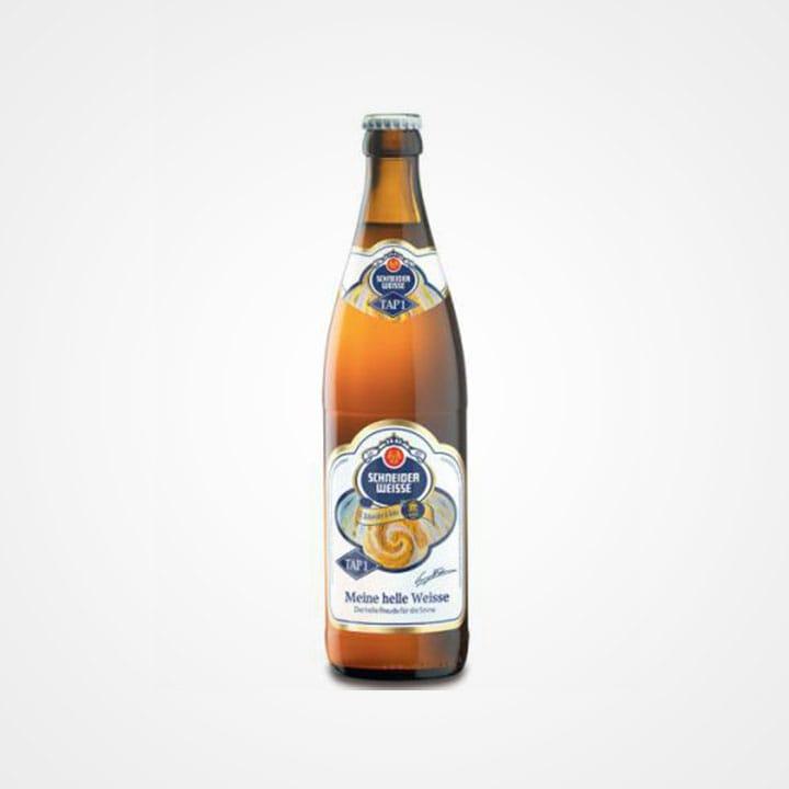 Bottiglia di Birra Schneider Weisse Meine Helle Weisse Tap 1 da 50cl