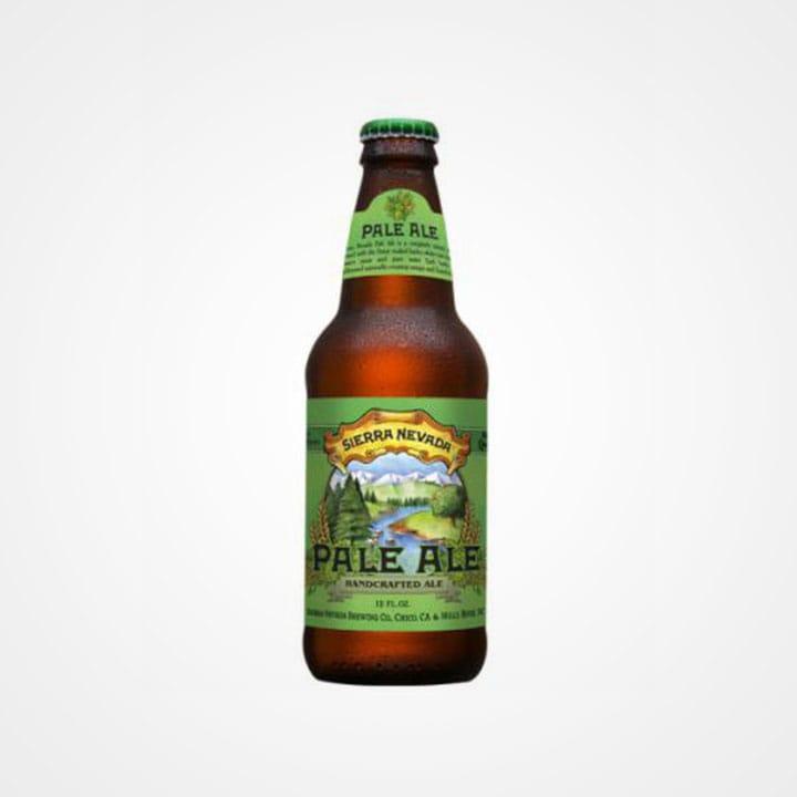 Bottiglia di Birra Sierra Nevada Pale Ale da 35.5cl