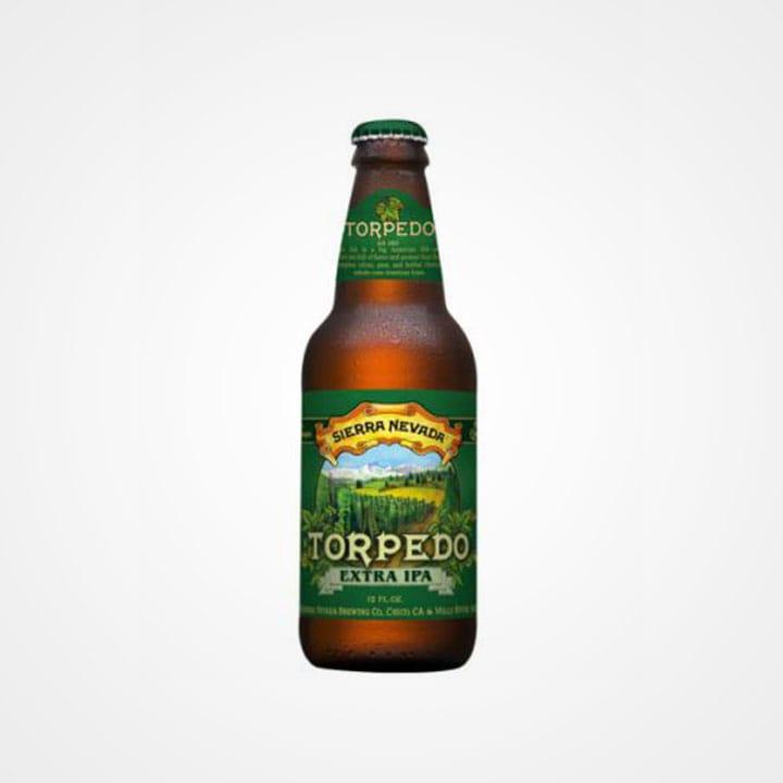 Bottiglia di Birra Sierra Nevada Torpedo da 35.5cl