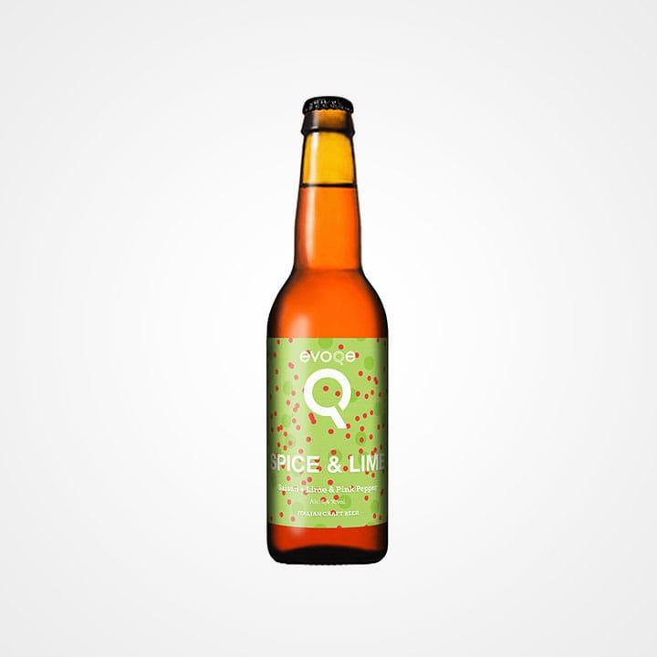 Bottiglia di Birra Spice & Lime da 33cl