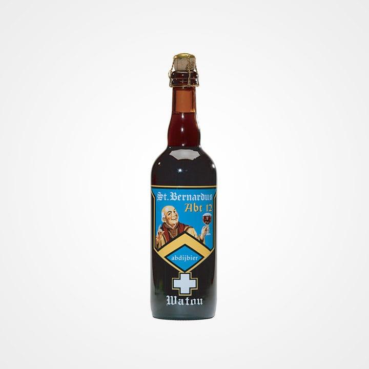 Bottiglia di Birra St. Bernardus Abt 12 da 33cl