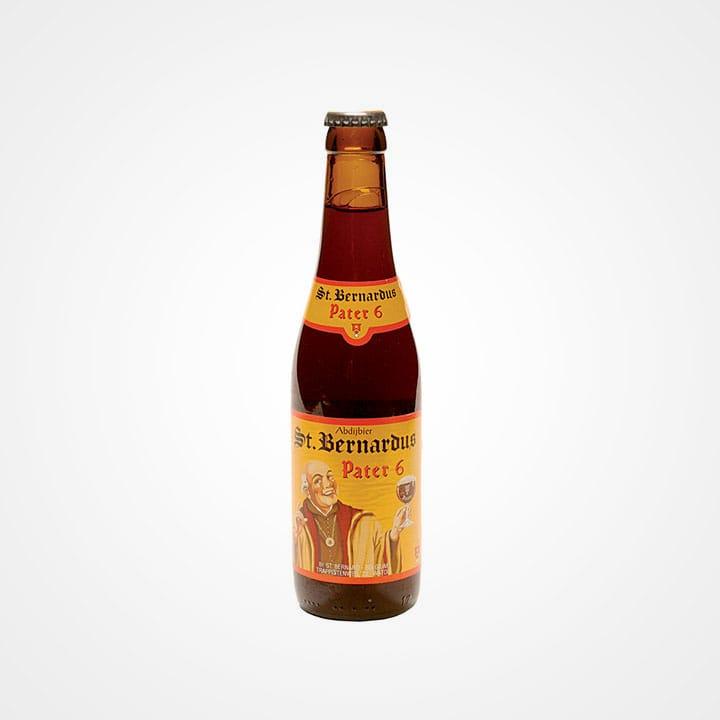 Bottiglia di Birra St. Bernardus Pater da 33cl