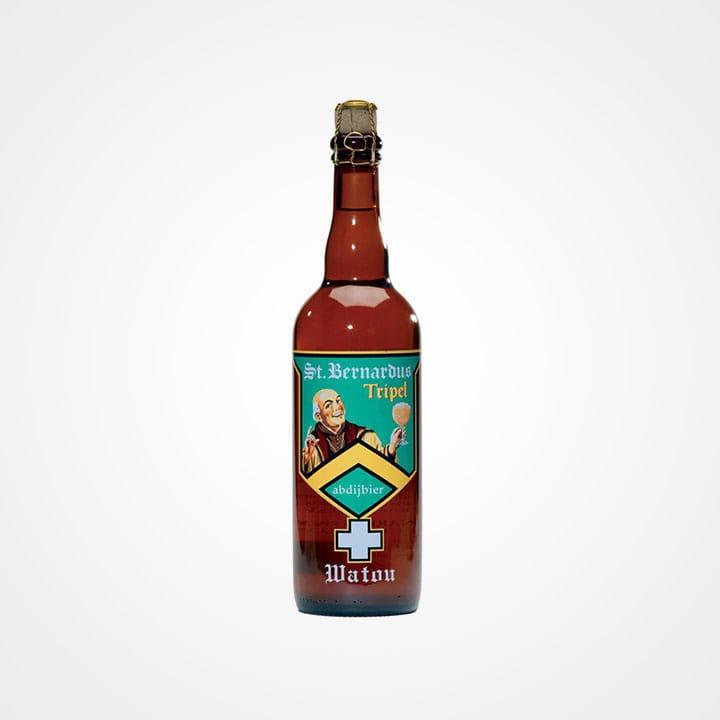 Bottiglia di Birra St. Bernardus Tripel da 33cl