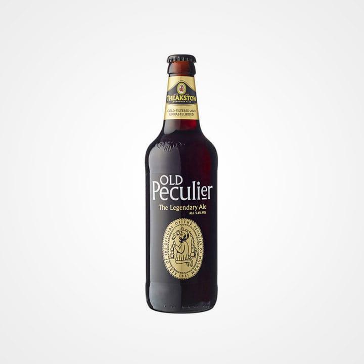 Bottiglia di Birra Theakston Old Peculier da 50cl