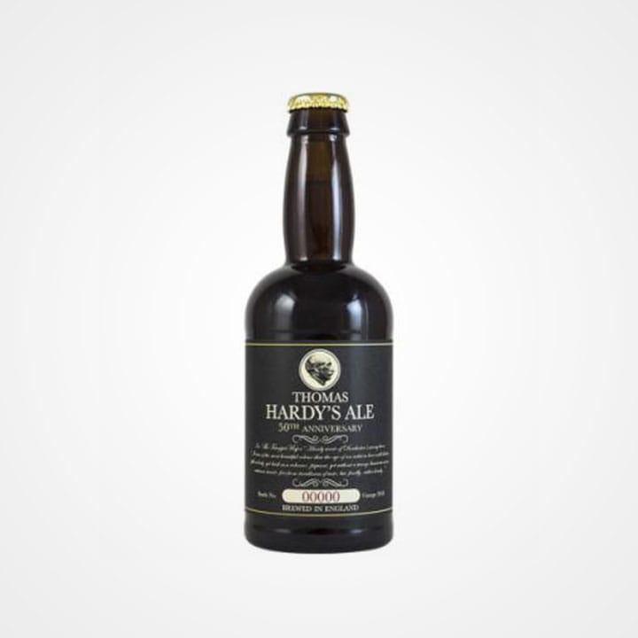 Bottiglia di Birra Thomas Hardy's Ale Vintage 2018 Golden Anniversary da 33cl