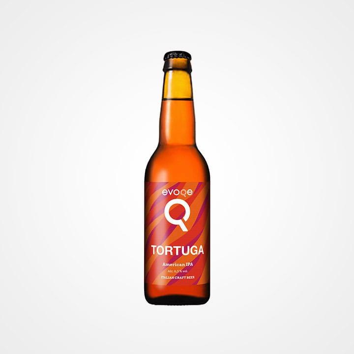 Bottiglia di Birra Tortuga da 33cl