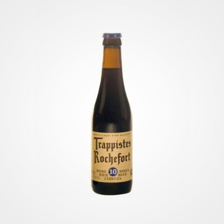 Bottiglia di Birra Rochefort 10 da 33cl