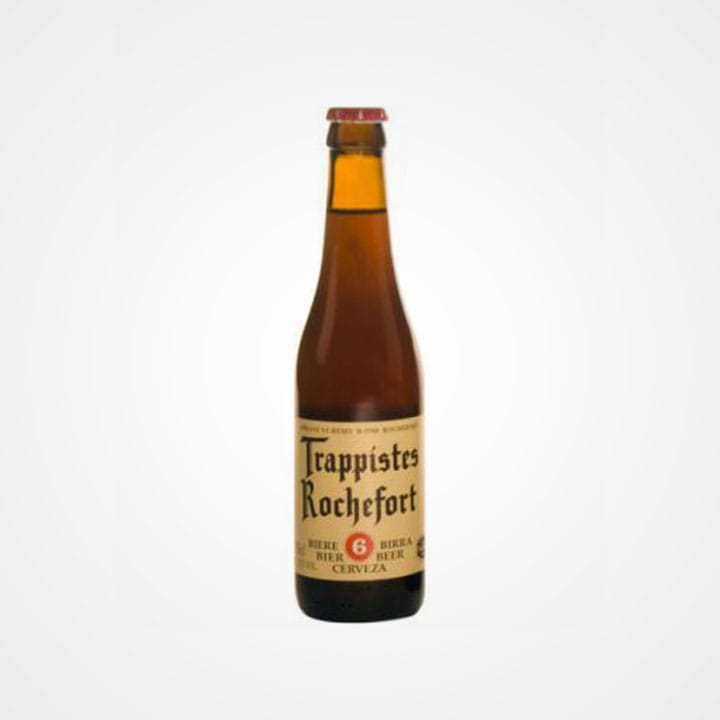 Bottiglia di Birra Rochefort 6 da 33cl