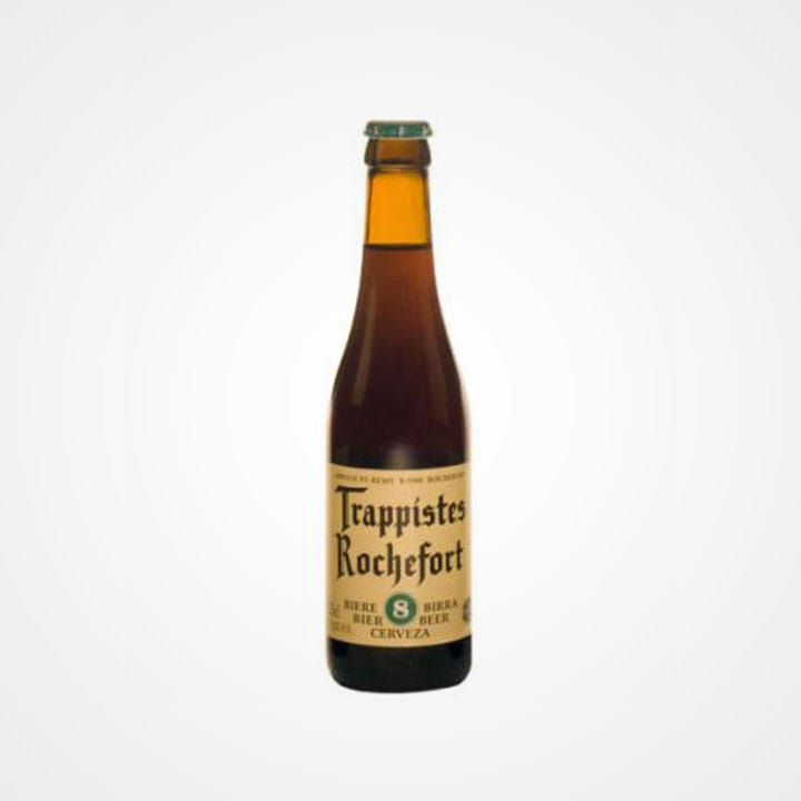 Bottiglia di Birra Rochefort 8 da 33cl