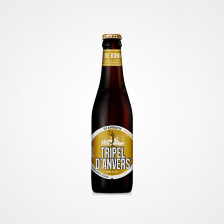 Bottiglia di Birra Tripel d'Anvers da 33cl