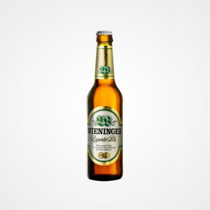 Bottiglia di Birra Wieninger Ruperti Pils da 33cl