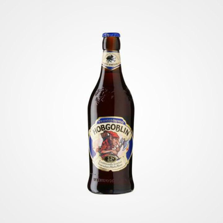 Bottiglia di Birra Wychwood Hobgoblin da 50cl