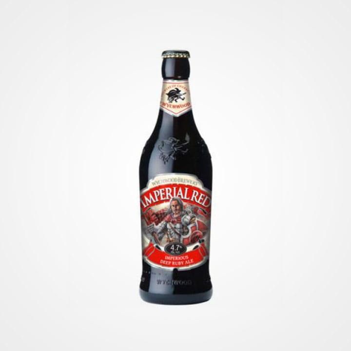 Bottiglia di Birra Wychwood Imperial Red da 50cl