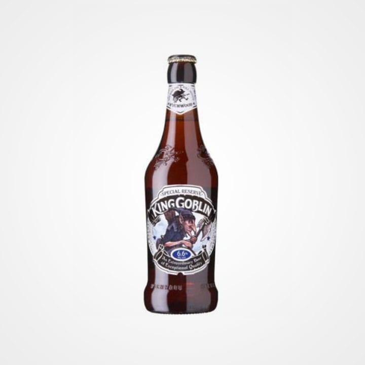 Bottiglia di Birra Wychwood King Goblin da 50cl