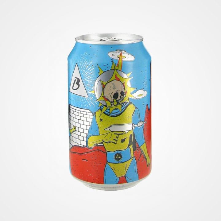 Bottiglia di Birra Gamma Ray da L33cl