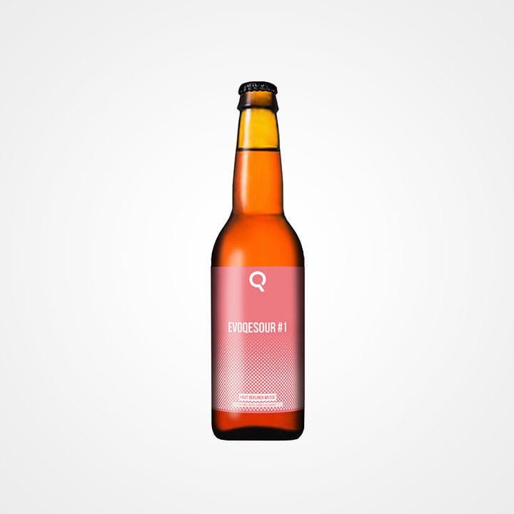 Bottiglia di Birra Evoqesour #1 da 33cl