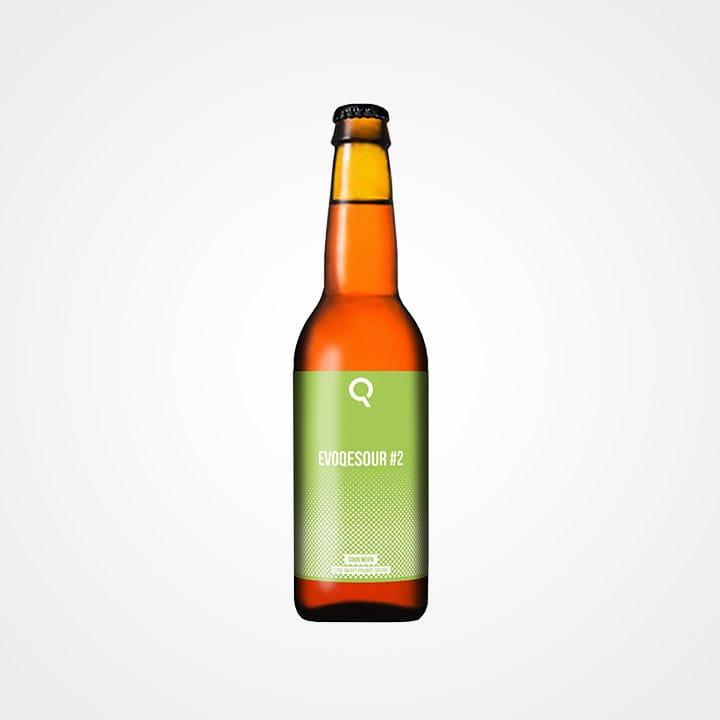 Bottiglia di Birra Evoqesour #2 da 33cl