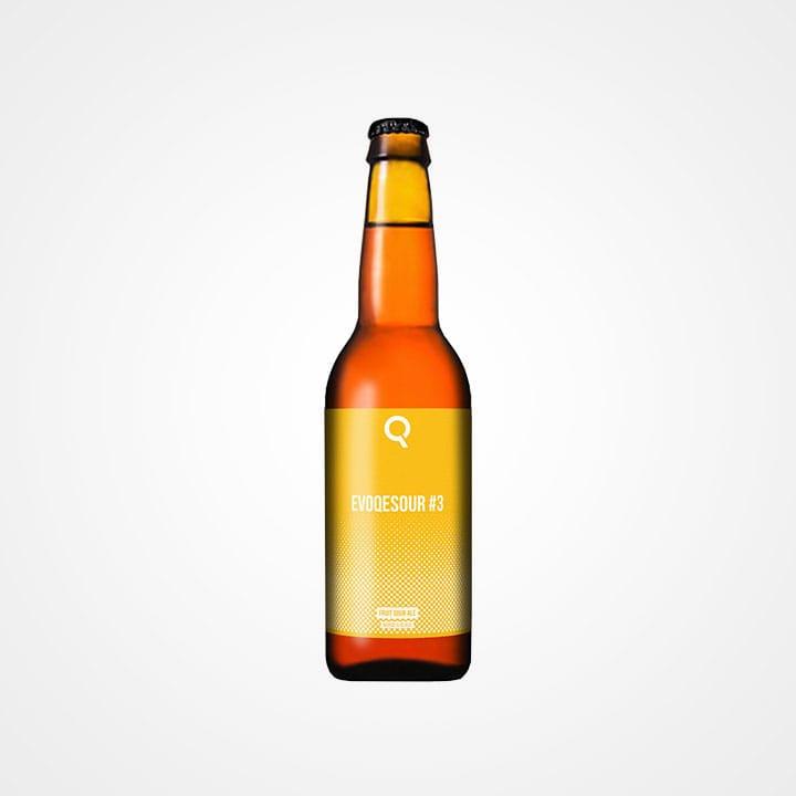 Bottiglia di Birra Evoqesour #3 da 33cl