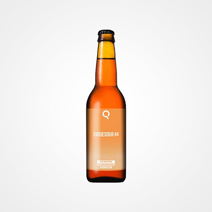 Bottiglia di Birra Evoqesour #4 da 33cl