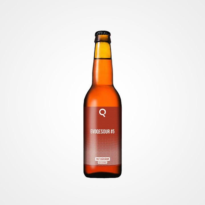 Bottiglia di Birra Evoqesour #5 da 33cl