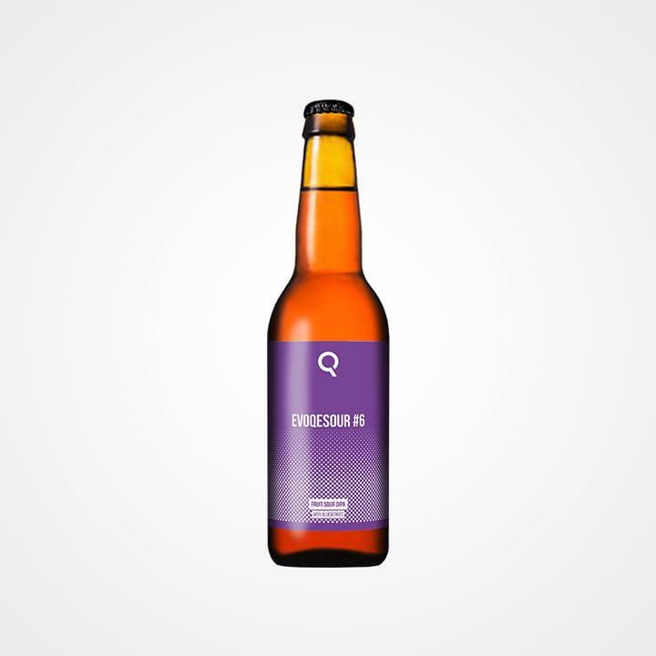 Bottiglia di Birra Evoqesour #6 da 33cl