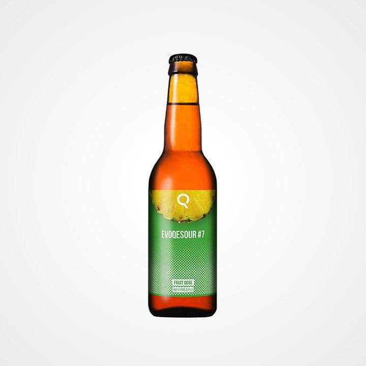 Bottiglia di Birra Evoqesour #7 da 33cl